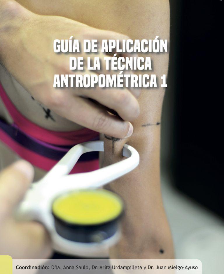 Guía para la Aplicación de la Técnica Antropométrica