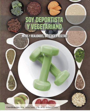 Soy deportista y vegetariano